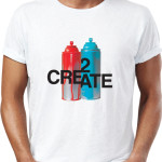 2Create special edition t-shirts for Riotandco