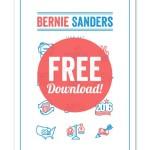 Bernie Sanders icon set by Riotandco, Bernie Sanders special edition