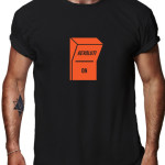 revolution switch t-shirt by Riotandco