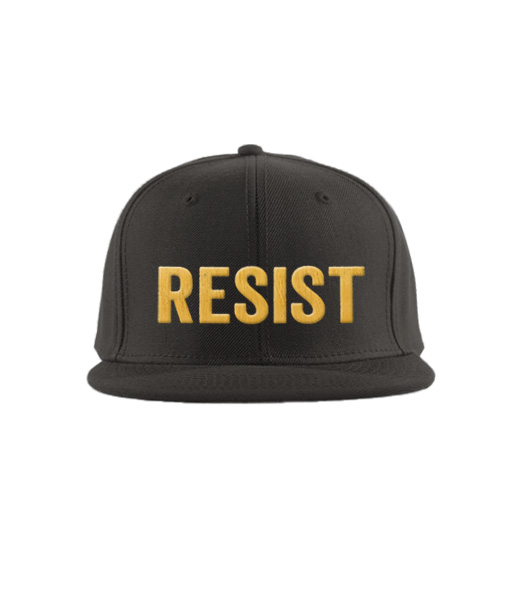 resist trump cap by Riotandco the #resist project