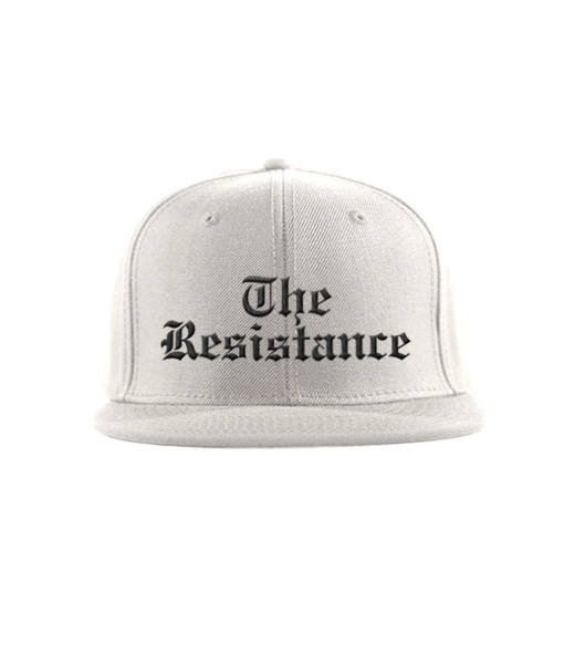 the resistance cap, resist trump cap by Riotandco the #resist project