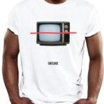 untune television Riotandco t-shirt